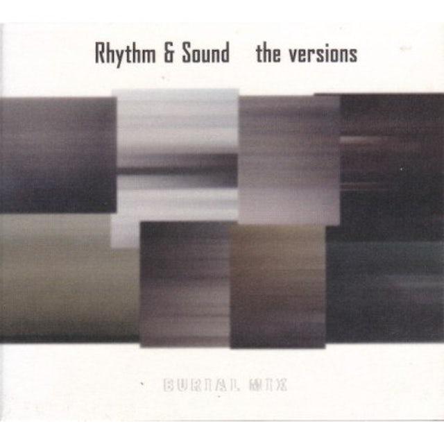 Rhythm & Sound VERSIONS CD