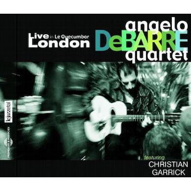 Angelo Debarre LIVE IN LE QUECUMBAR CD
