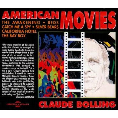 Claude Bolling  AMERICAN MOVIES CD