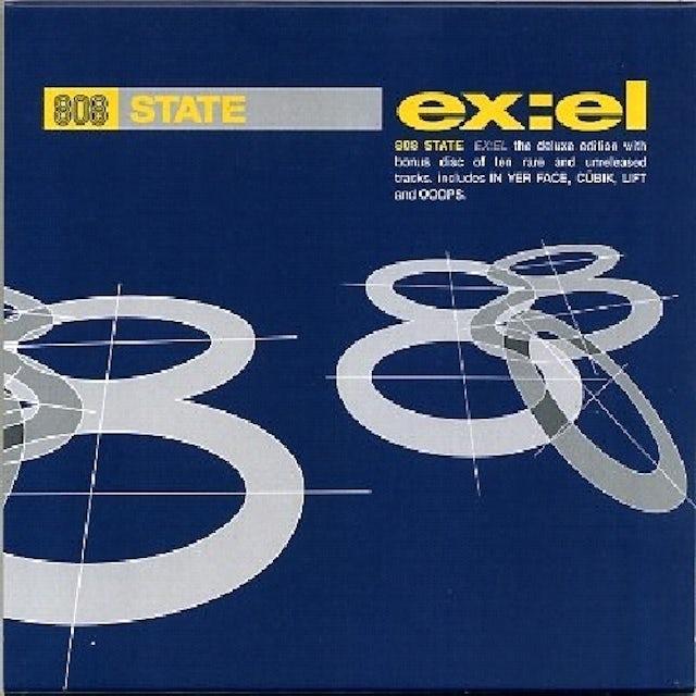808 State EX:EL CD