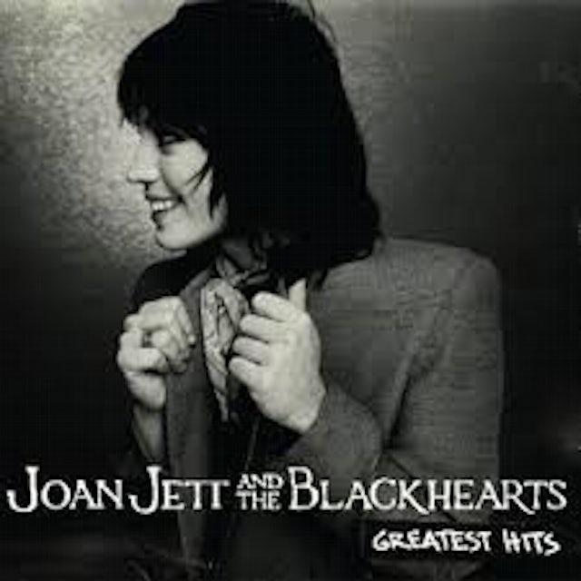 Joan Jett & The Blackhearts GREATEST HITS Vinyl Record - Remastered