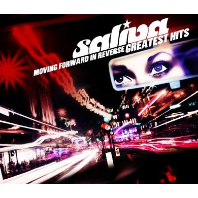 Saliva MOVING FORWARD IN REVERSE: GREATEST HITS CD