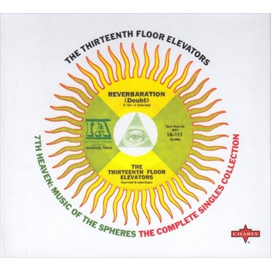 The 13th Floor Elevators COMPLETE SINGLES COLLECTION CD