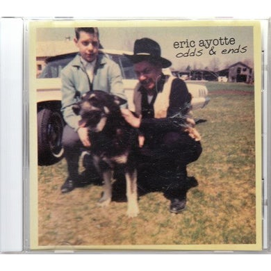 Eric Ayotte ODDS & ENDS CD