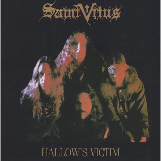 Saint Vitus HALLOW'S VICTIM Vinyl Record