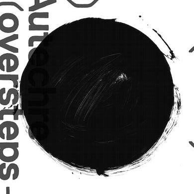 Autechre OVERSTEPS CD