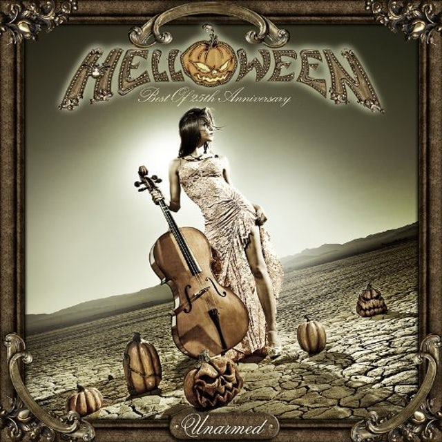 Helloween UNARMED: BEST OF 25TH ANNIVERSARY CD