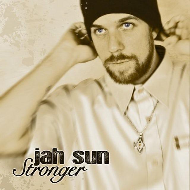 Jah Sun STRONGER CD