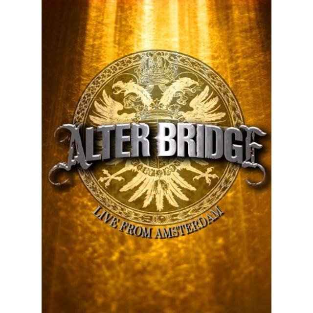 Alter Bridge LIVE FROM AMSTERDAM CD