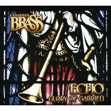 GABRIELI: ECHO - GLORY OF GABRIELI CD