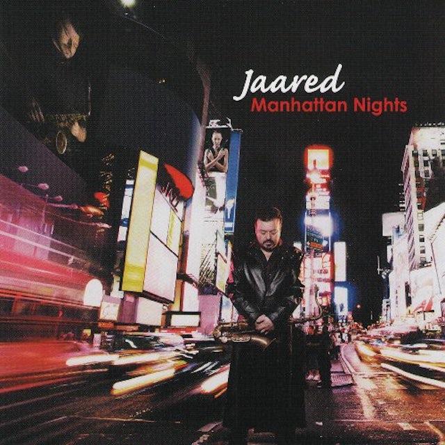 Jaared MANHATTAN NIGHTS CD