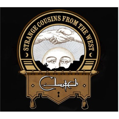 Clutch STRANGE COUSINS FROM THE WEST Vinyl Record