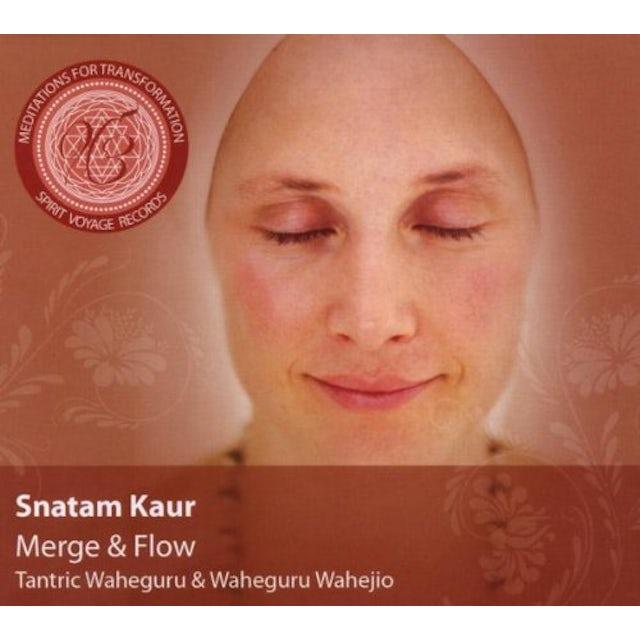 Snatam Kaur MEDITATIONS MERGE FLOW CD