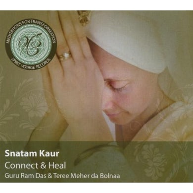 Snatam Kaur MEDITATIONS CONNECT CD