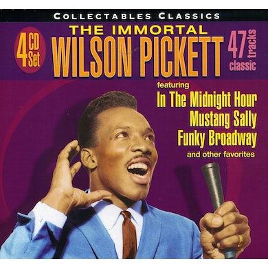 VERY BEST OF WILSON PICKETT CD