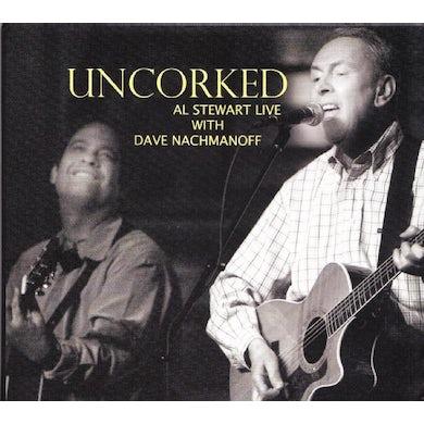 Al Stewart UNCORKED CD