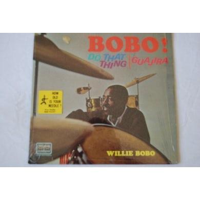 Willie Bobo DO THAT THING Vinyl Record