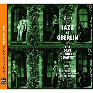 Dave Brubeck JAZZ AT OBERLIN CD