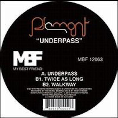 Piemont UNDERPASS Vinyl Record