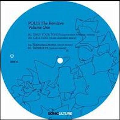 Billy Dalessandro POLIS: REMIXES 2 Vinyl Record