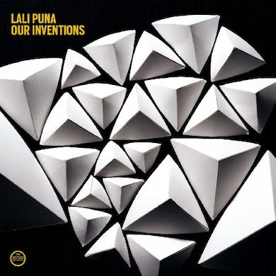 Lali Puna OUR INVENTIONS CD