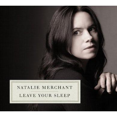 Natalie Merchant LEAVE YOUR SLEEP CD