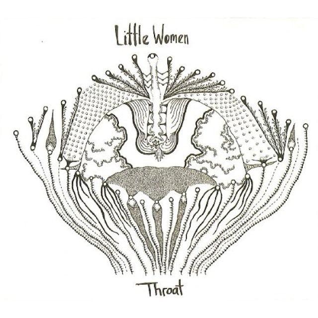 Little Women THROAT CD