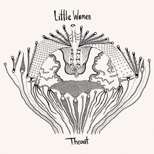 Little Women THROAT Vinyl Record