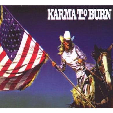 Karma To Burn WILD WONDERFUL PURGATORY Vinyl Record - Bonus Vinyl