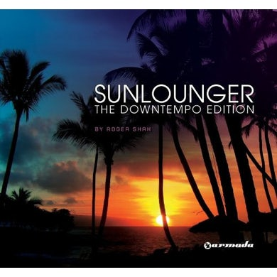 Sunlounger DOWNTEMPO EDITION CD