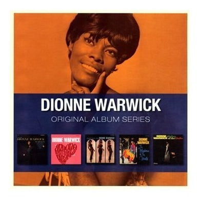 Dionne Warwick ORIGINAL ALBUM SERIES CD