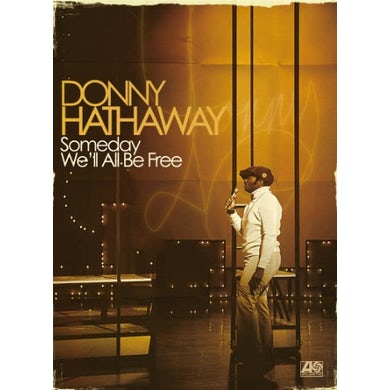 Donny Hathaway SOMEDAY WELL ALL BE FREE CD