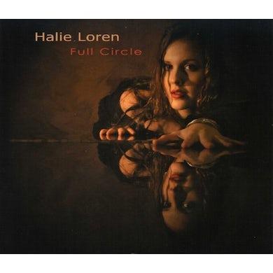 Halie Loren FULL CIRCLE CD