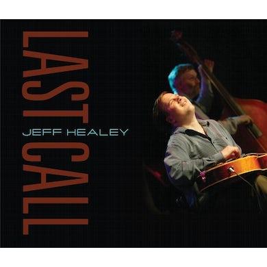 Jeff Healey LAST CALL CD