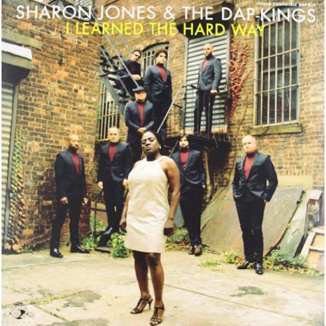 Sharon Jones & The Dap-Kings I LEARNED THE HARD WAY Vinyl Record