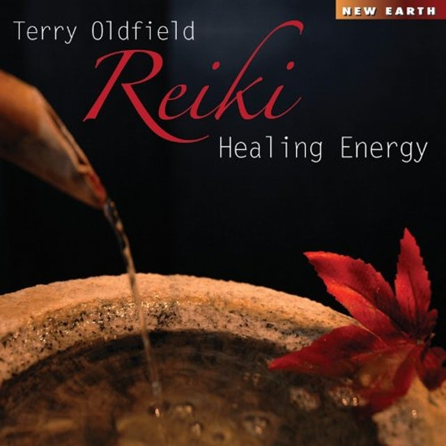 Terry Oldfield REIKI HEALING ENERGY CD