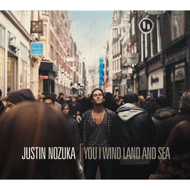 Justin Nozuka YOU I WIND & SEA CD