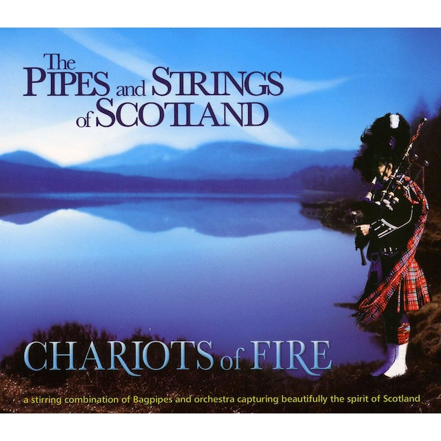 Tommy Scott CHARIOTS OF FIRE: PIPES & STRINGS OF SCOTLAND CD