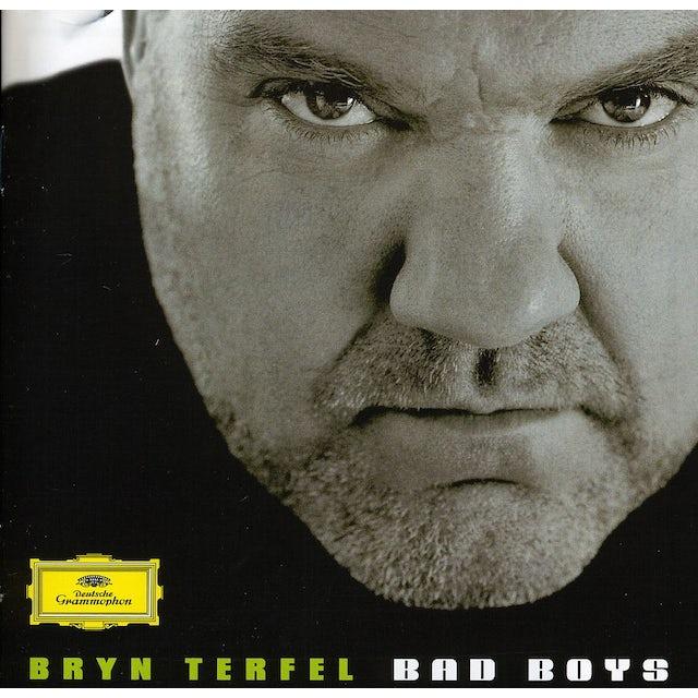 Bryn Terfel BAD BOYS CD