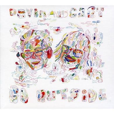 Gary Panter / Devin Flynn DEVIN & GARY GO OUTSIDE CD