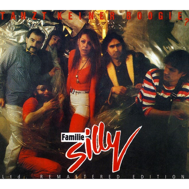 Silly TANZT KEINER BOOGIE CD