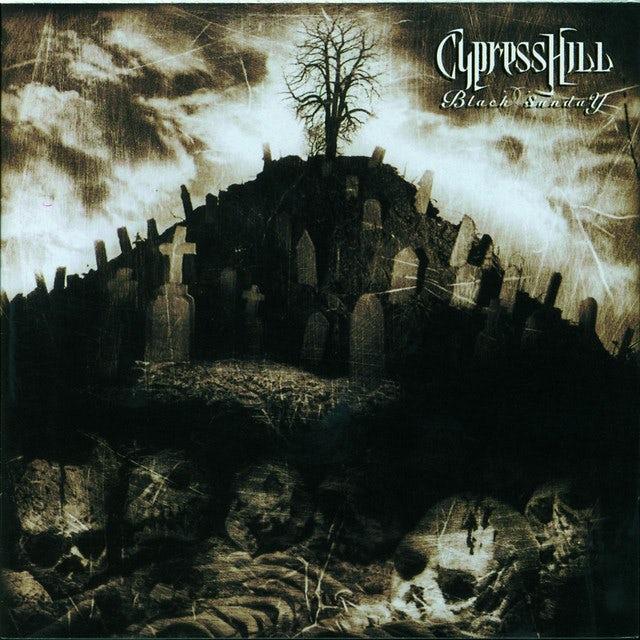 Cypress Hill BLACK SUNDAY Vinyl Record