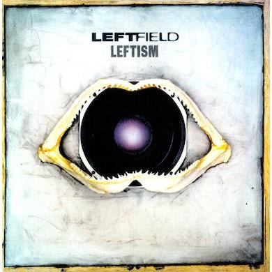 Leftfield LEFTISM Vinyl Record - Holland Release