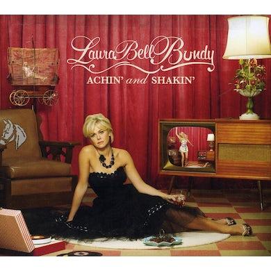 Laura Bell Bundy ACHIN & SHAKIN CD