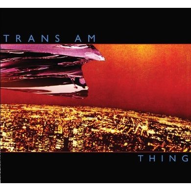 Trans Am THING Vinyl Record