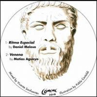 RITMO ESPECIAL / VARIOUS Vinyl Record