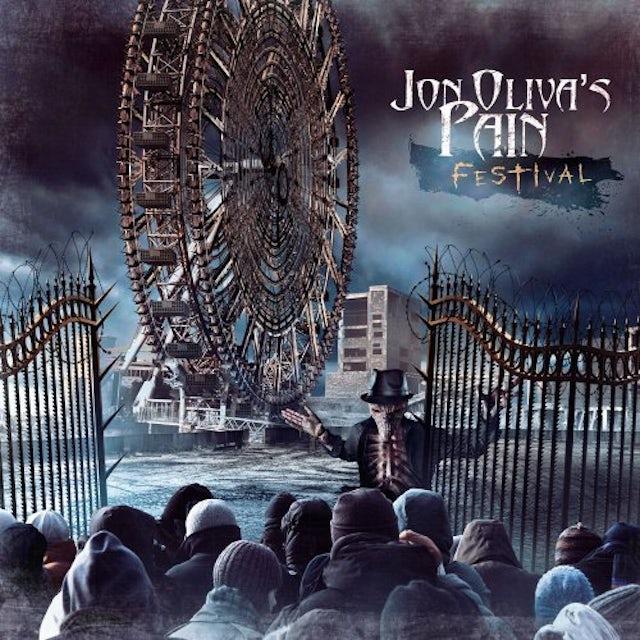 Jon Oliva'S Pain FESTIVAL CD