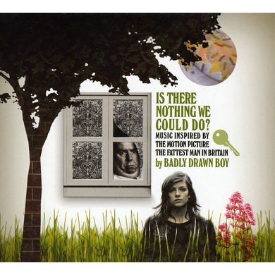 Badly Drawn Boy IS THERE NOTHING WE COULD DO CD