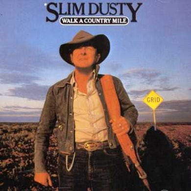Slim Dusty WALK A COUNTRY MILE CD
