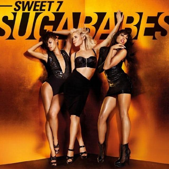 Sugababes SWEET 7 CD